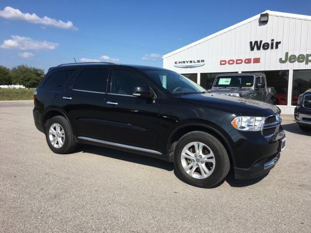 Pre-Owned 2013 Dodge Durango AWD 4dr Crew