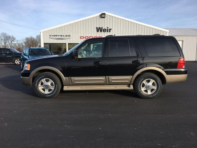 Pre-Owned 2004 Ford Expedition 5.4L Eddie Bauer 4WD