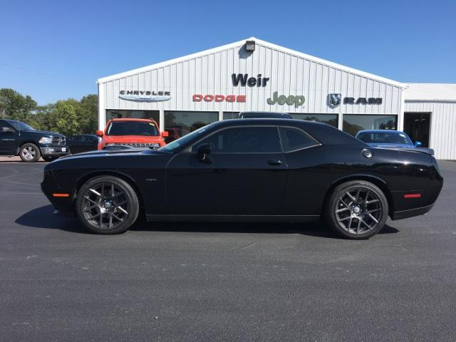 Pre-Owned 2016 Dodge Challenger 2dr Cpe R/T Plus Shaker