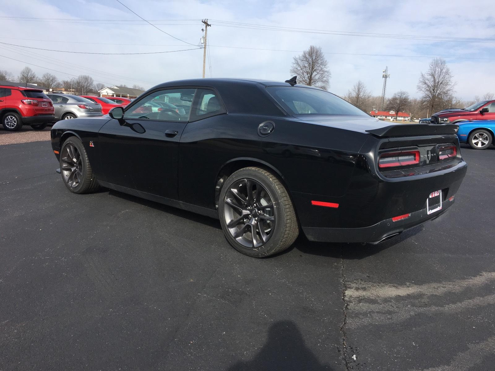 New 2020 DODGE Challenger R/T Scat Pack RWD