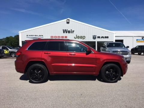 Pre-Owned 2015 Jeep Grand Cherokee 4WD 4dr Altitude