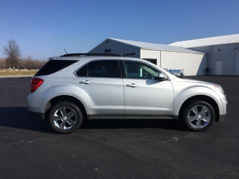 Pre-Owned 2013 Chevrolet Equinox FWD 4dr LT w/1LT